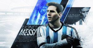 Lionel Messi 10