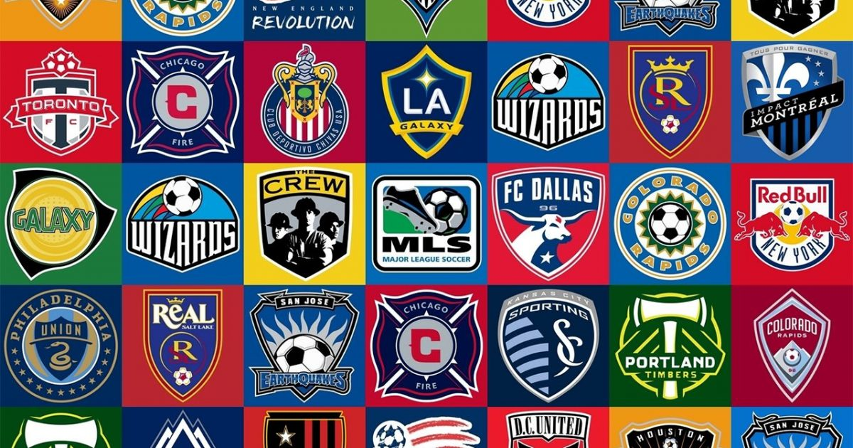 Major League Soccer Team Logos