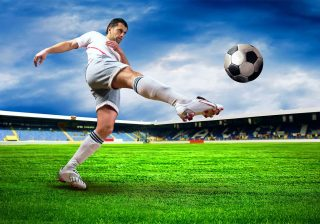 Learn How To Strike The Soccer Ball With More Power